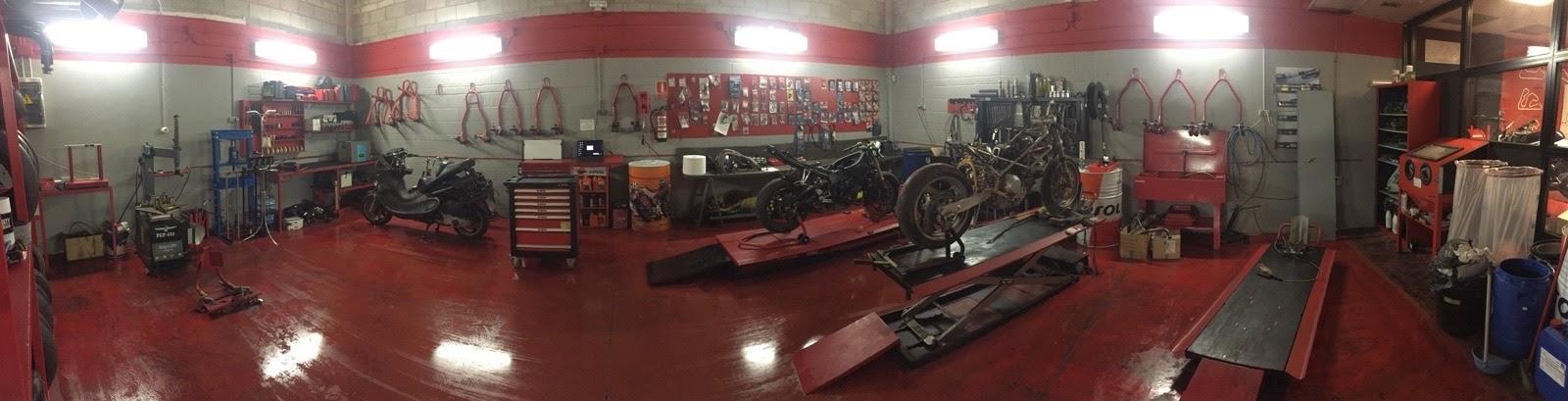 Mecanica de motos, Motos Hombrados