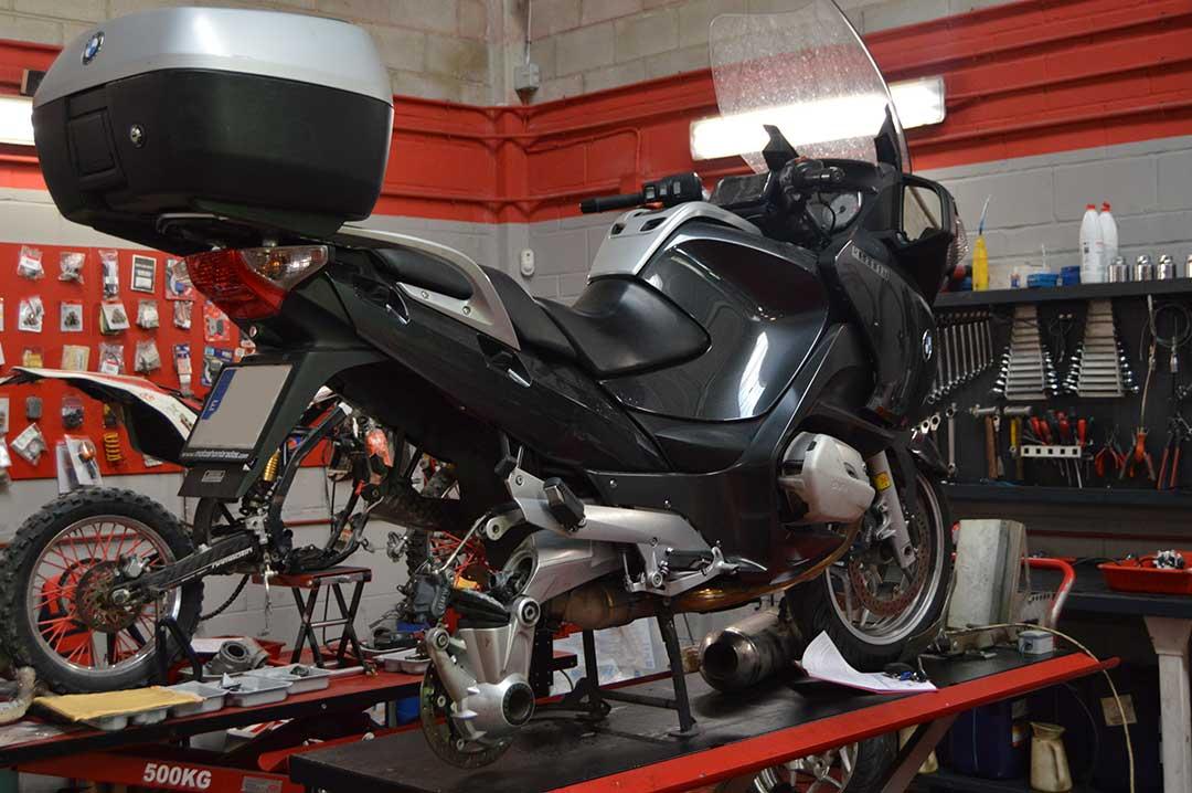 Reparacion Cardan BMW R1200RT