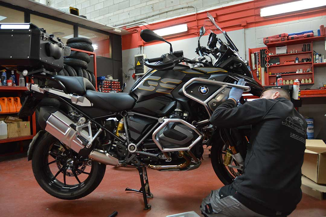 Inspeccion BMW R1250GS