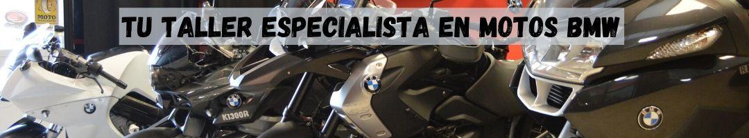 Mantenimiento y reparacion de motos BMW