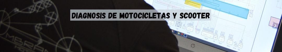 Diagonisis para moto y scooter