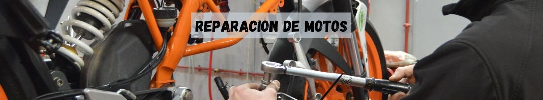 Reparación de motos y scooter